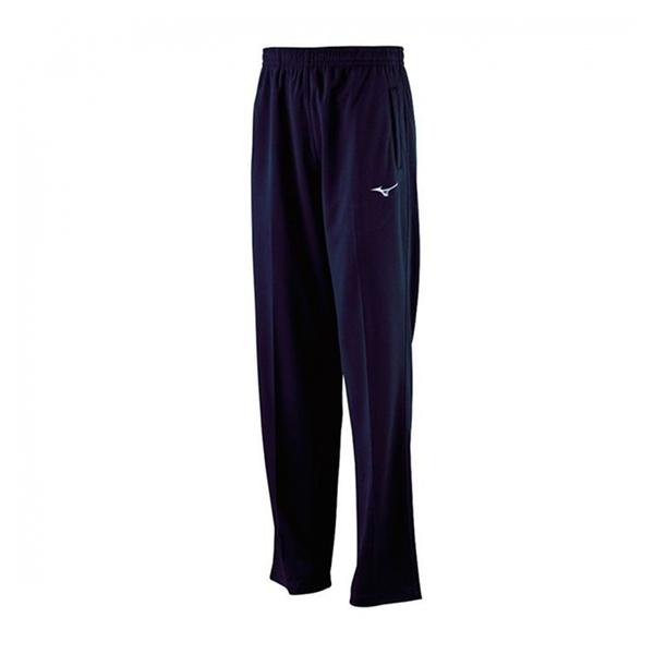 Mizuno [32TD8A3814] 男女 長褲 運動 慢跑 訓練 健身 吸汗 快乾 抗紫外線 防曬 丈青