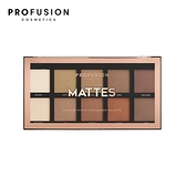PROFUSION 10色眼影盤 - 霧面風情 MATTES