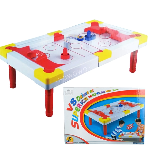【HOCKEY】冰球遊戲桌 曲棍球台 兒童玩具 6858 好娃娃