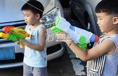 水槍 兒童遠射程高壓水槍玩具寶寶男孩成人噴水抽拉式玩具igo 卡菲婭