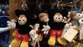 【現貨在台】達菲 Duffy【米奇版鑰匙圈】香港代購 迪士尼樂園正版商品