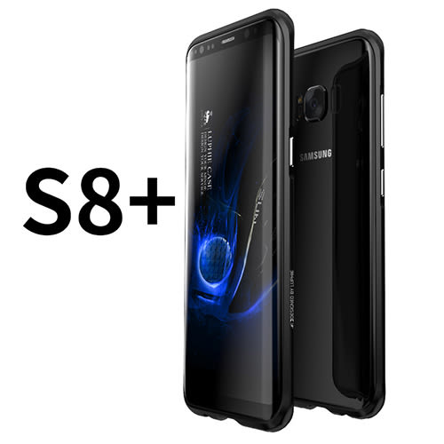 SAMSUNG S8 Plus鋁鎂合金 防摔金屬邊框 手機殼 保護殼