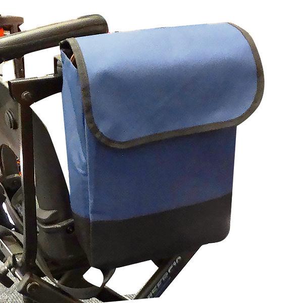便攜掛袋 - 電動代步車用、輪椅用,防潑水處理,側扶手、後扶手皆好掛 [ZHCN1729]