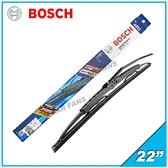 【愛車族】BOSCH 22吋日本超滑順石墨雨刷 AD55 日本海外版 550MM