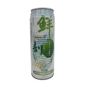 半天水鮮剖100%有料椰子汁520ml*3入【愛買】