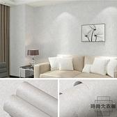 墻紙自粘防水加厚臥室客廳背景墻壁紙3d立體墻貼【時尚大衣櫥】