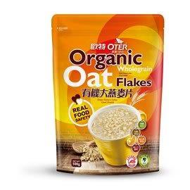 歐特  有機大燕麥片 (500g) 2包大特價 數量有限