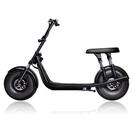 電動車 啟牛X哈雷電瓶車成人新款雙人大輪胎電動摩托車跑車自行車 LX 美物 交換禮物