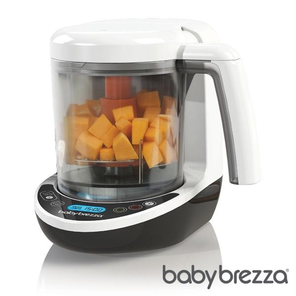 【愛吾兒】美國 babybrezza 寶寶食物調理機/副食品調理機-數位版 (BRZ00141)