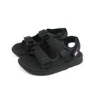 G.P(GOLD PIGEON) 涼鞋 黑色 中童 童鞋 G0722B-10-1 no073 17.5~19.5cm