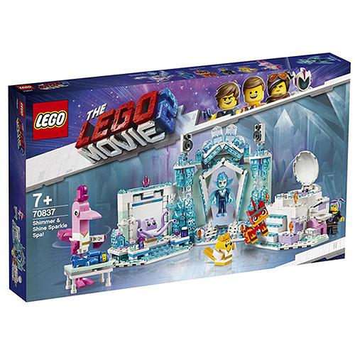 樂高積木 LEGO 2019《 LT70837 》樂高玩電影系列 - Shimmer & Shine Sparkle Spa!╭★ JOYBUS玩具百貨