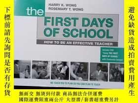 二手書博民逛書店How罕見to be An Effective Teacher : the First Days of Schoo