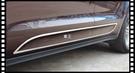 【車王小舖】保時捷 Porsche Macan 車門飾條 車身飾條 車身裝飾條 防刮飾條 裝飾框