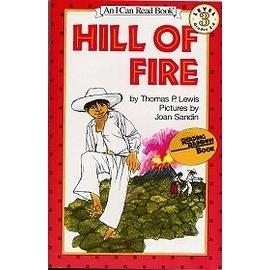〈汪培珽英文書單〉〈An I Can Read系列:Level 3)Hill of Fire / 讀本