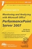 二手書 The Rational Guide To Monitoring and Analyzing with Microsoft Office PerformancePoint Server 20 R2Y 1932577416