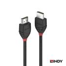 LINDY林帝 BLACK系列 HDMI 2.0 傳輸線 1m