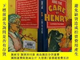 二手書博民逛書店CARE罕見OF HENRY:照顧亨利Y200392