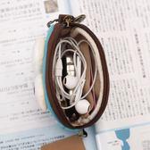 零錢包女迷你可愛韓國鑰匙包布藝帆布小包包小錢包學生硬幣零錢袋 挪威森林