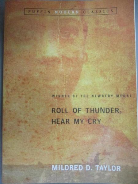 【書寶二手書T6/少年童書_HHE】Roll of Thunder, Hear My Cry_Taylor, Mildred D./ Pinkney, Jerry (INT)