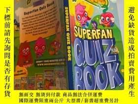 二手書博民逛書店quiz罕見bookY200392