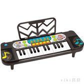 兒童電子琴女孩初學者入門鋼琴寶寶多功能可彈奏音樂玩具 nm3508 【VIKI菈菈】