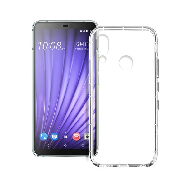 Xmart for HTC U19e 加強四角防摔空壓殼