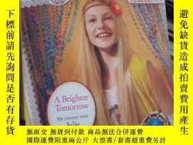 二手書博民逛書店A罕見Brighter Tomorrow: My Journey