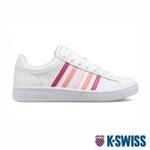 【K-SWISS】K-SWISS Court Winston時尚運動鞋-女-白/漸層粉 (96154-129)