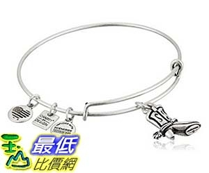 [美國直購]  Alex and Ani Charity By Design Cowboy Boot Bangle Bracelet 手鐲