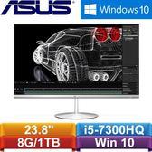 ASUS華碩 23.8吋 Zen AiO ZN242IFGK-730CA004T AiO電腦