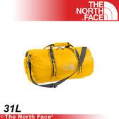 【The North Face 31L輕量化裝備袋《土黃》】ATTR/VB6/旅行袋/行李袋/收納袋/休閒/露營/住宿★滿額送