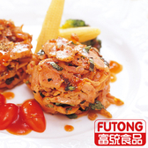 【富統食品】三杯雞肉片(1KG/包)
