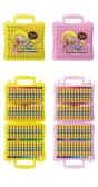 奶油獅 (塑盒)BLOP-48 48色粉蠟筆 奶油獅大支粉腊筆/一箱6盒入 定(#230)