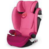 Cybex Solution M-FIX 安全座椅/汽座-粉紫~2018新色~【總代理公司貨】