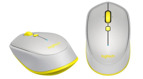 Logitech 羅技 M337 四色 Bluetooth 藍芽滑鼠