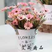 仿真花藝餐桌家居裝飾品小盆栽