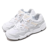 New Balance 休閒鞋 850 NB 白 灰 女鞋 小白鞋 老爹鞋 運動鞋【PUMP306】 WL850CNBB