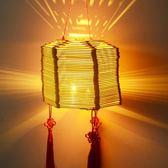 中秋節燈籠材料包 兒童diy手工木質宮燈中秋卡通手提花燈防水燈籠幼兒園好再來小屋
