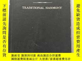 二手書博民逛書店PAUL罕見HINDEMITH TRADITIONAL HARM