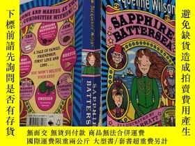 二手書博民逛書店Sapphire罕見Battersea 藍寶石巴特西Y200392