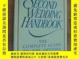 二手書博民逛書店The罕見second wedding handbook:the