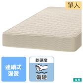 ◎(網購限定)單人彈簧床 床墊 連續彈簧 PORTA2 NITORI宜得利家居