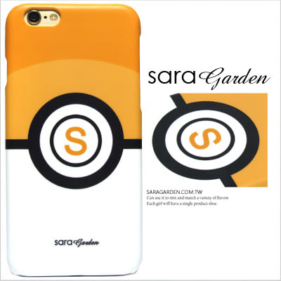 3D 精靈寶可夢 必備 寶貝球 耀眼黃 iPhone 6 6S Plus 5 S6 S7 10 M9+ A9 816 zenfone2 C5 Z5 Z5P M5 X XA G5 G4 J7 手機殼