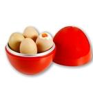OKAY 微波雞蛋造型煮蛋器 /紅色 家...