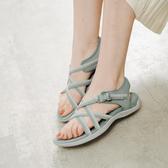 MERRELL DISTRICT MURI LATTICE 涼鞋 淺藍 ML000796 女鞋