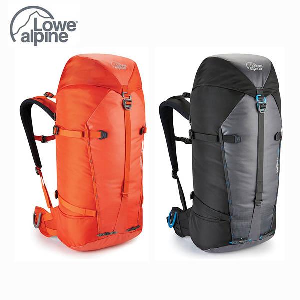[Lowe alpine] L.A17 Alpine Ascent 40:50 背包 - 火紅、瑪瑙黑 (FMP-76)