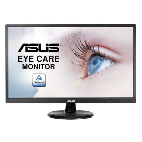 ▽下殺↘ASUS VA249HE 24型 廣視角護眼螢幕(低藍光/不閃屏/可壁掛)【刷卡分期價】