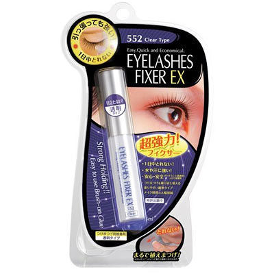 D-up EX552假睫毛膠水 (5ml)**白色**  大眼娃娃假睫毛專賣店 近千種假睫毛品牌及款式