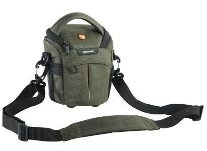 【晶豪野】Vanguard 精嘉 2GO 即行者 10 斜背腰掛相機攝影包 (黑/綠)