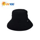 UV100 防曬 抗UV-簡約女款漁夫帽